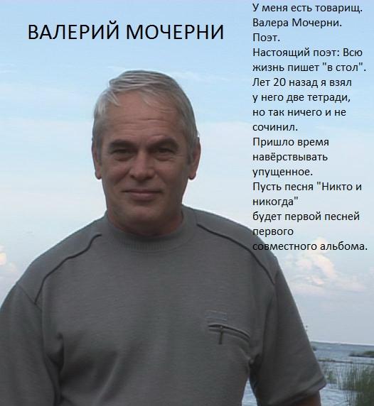 В.Ночного и В.Мочерни